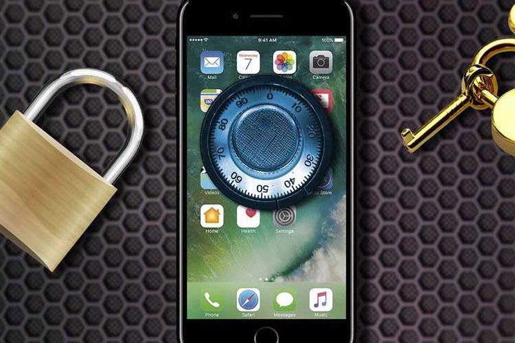 IPhone không có khe thẻ nhớ để tăng cường tính bảo mật