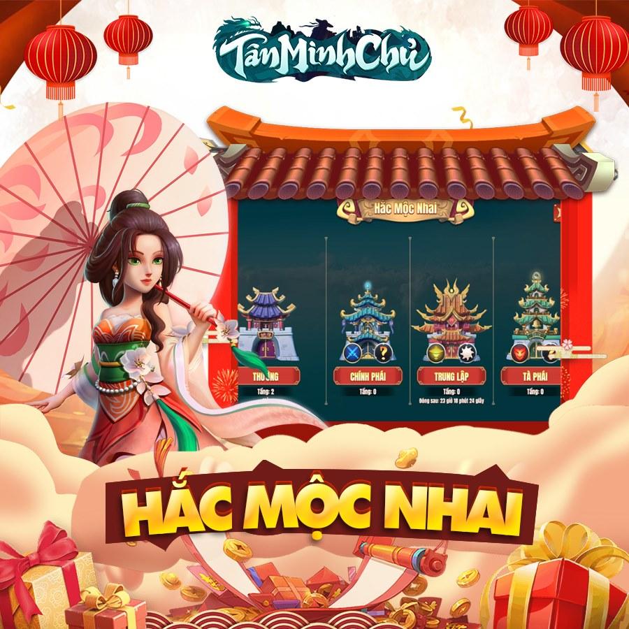 4 hoạt động trọng yếu nhất trong tựa game đình đám Tân Minh Chủ