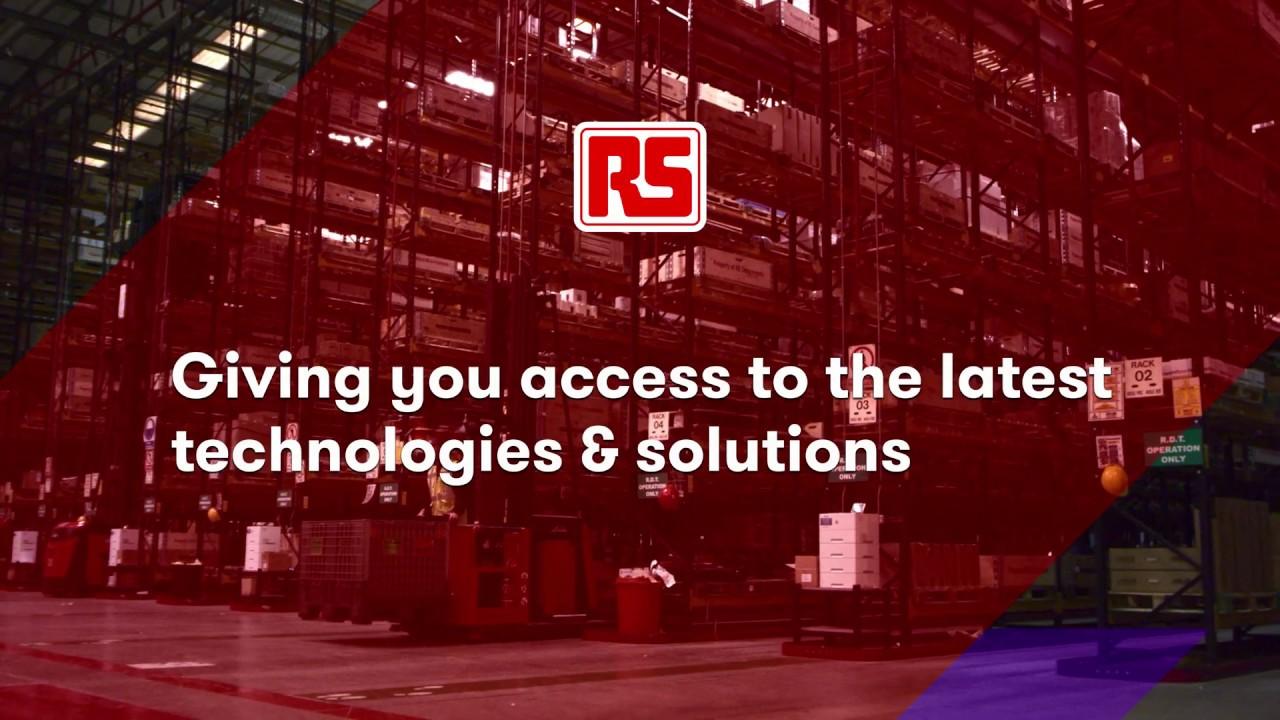 RS Components - công ty công nghệ, điện tử