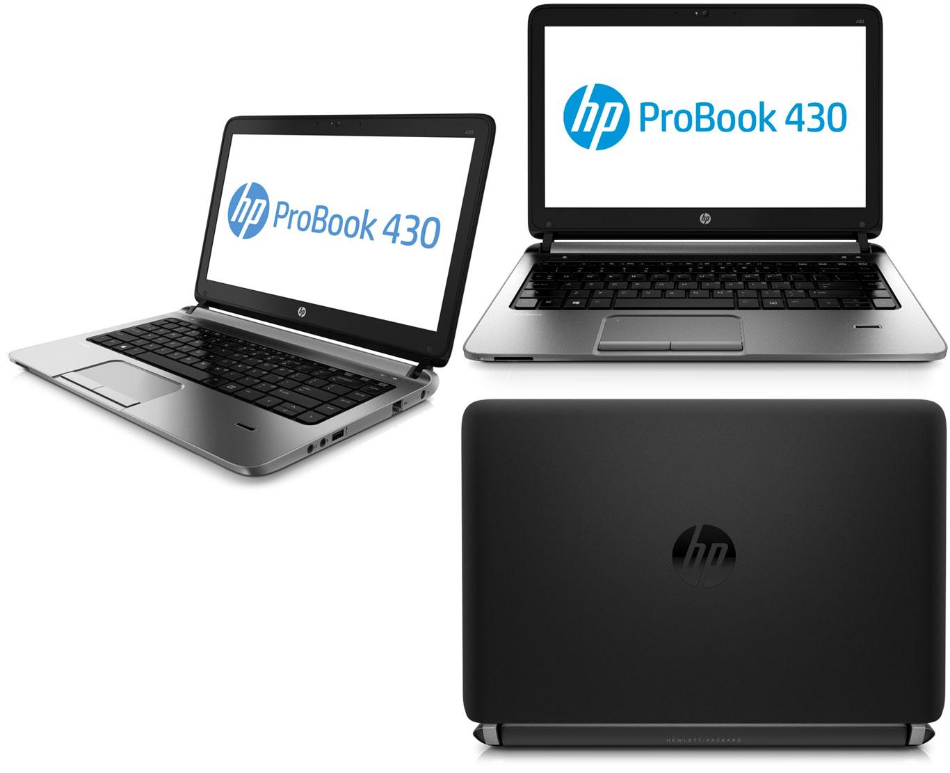 Dòng máy tính HP cũ mang tên ProBook 430 G1 rất được nhiều người ưa chuộng