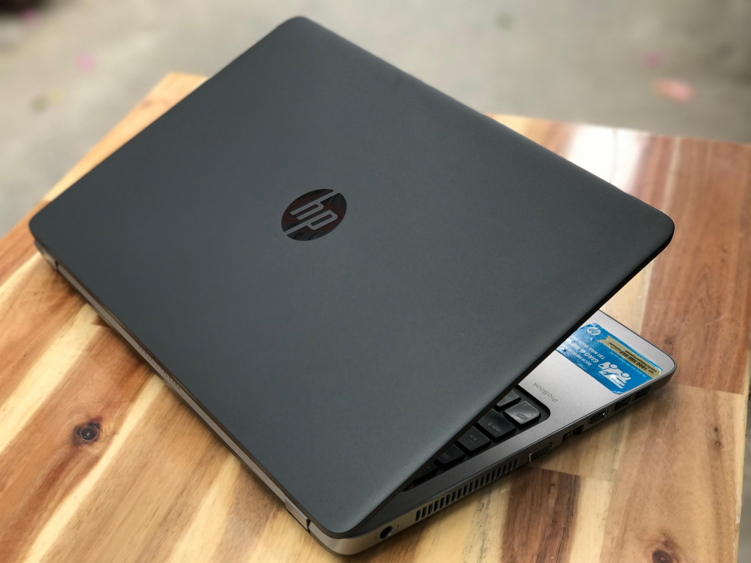 Dòng máy tính HP ProBook 450 G1 có thiết kế sang trọng, nhỏ gọn