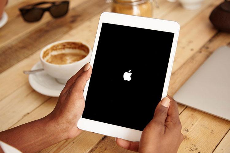 Cách xử lý dòng máy iPad bị treo nhanh chóng