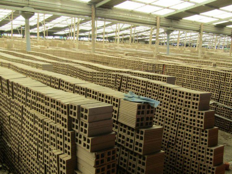 Làng gạch Chợ Mới nỗ lực hạn chế ô nhiễm môi trường làng nghề