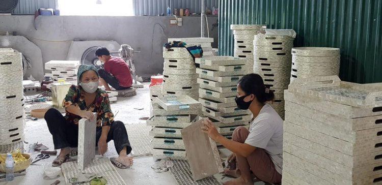 Bảo vệ môi trường làng nghề ở xã Chuyên Mỹ (huyện Phú Xuyên)