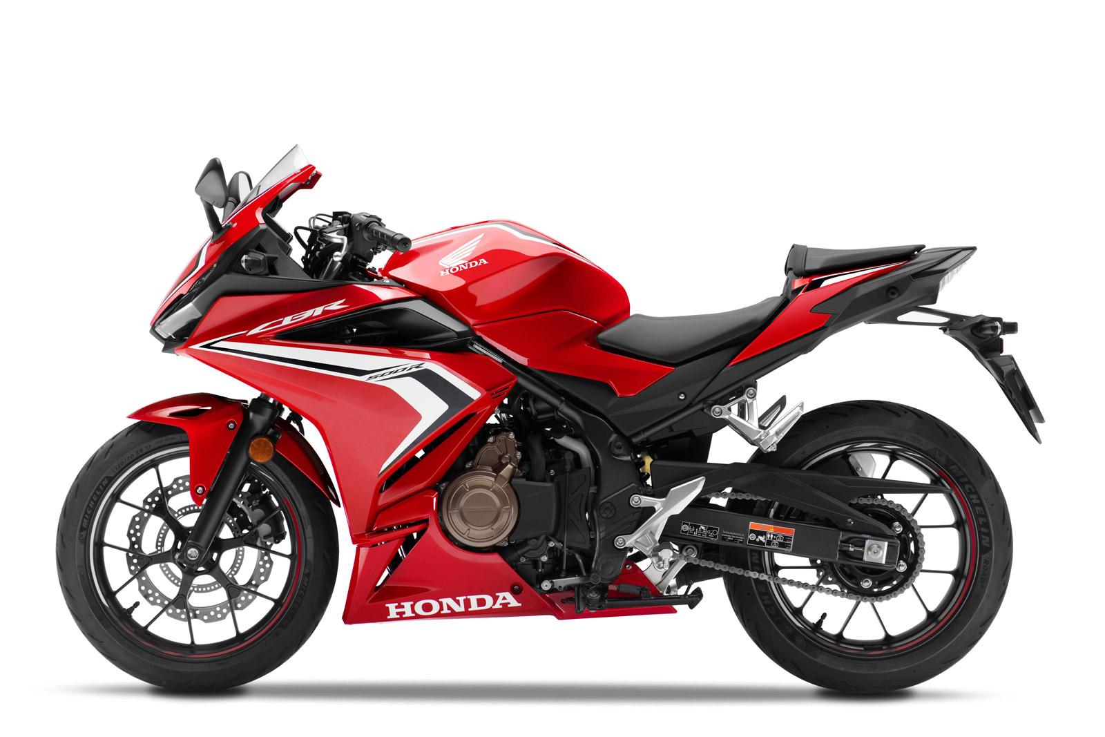 Honda CBR500R: Mẫu xe dành cho tay lái thích ngoại hình SportBike