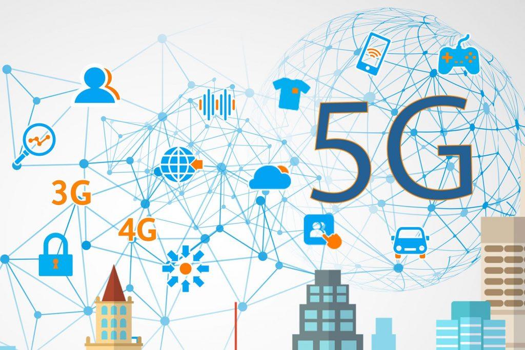 Mạng 5G phát triển diện rộng tại Việt Nam năm 2021