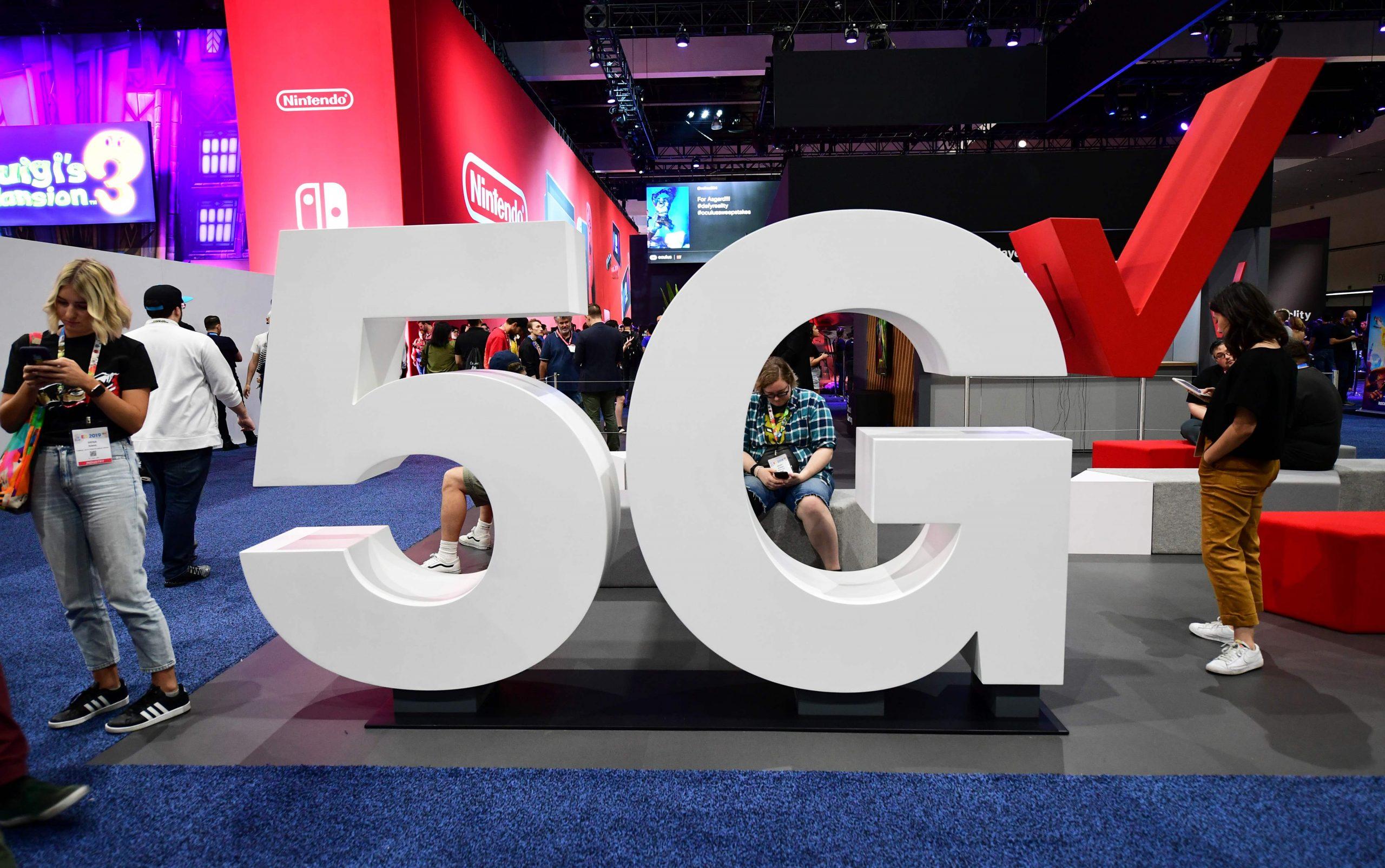 Mạng 5G phát triển tại VN