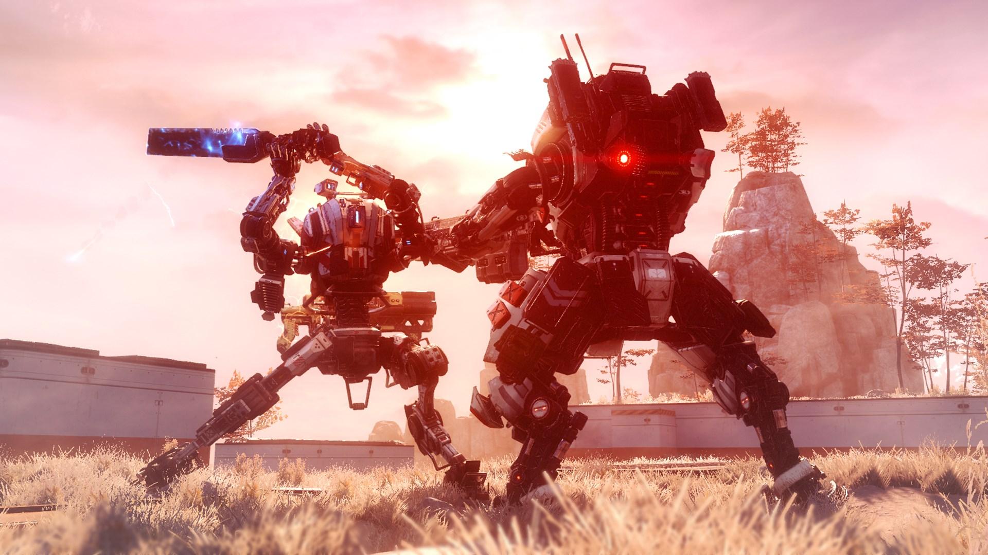 Những game bắn súng PC hay nhất mà bạn không nên bỏ qua - Titanfall 2