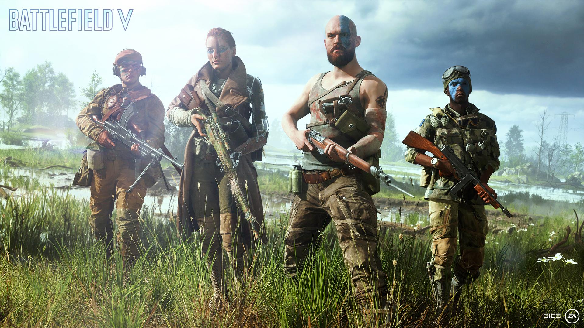 Những game bắn súng PC hay nhất mà bạn không nên bỏ qua - Battlefield