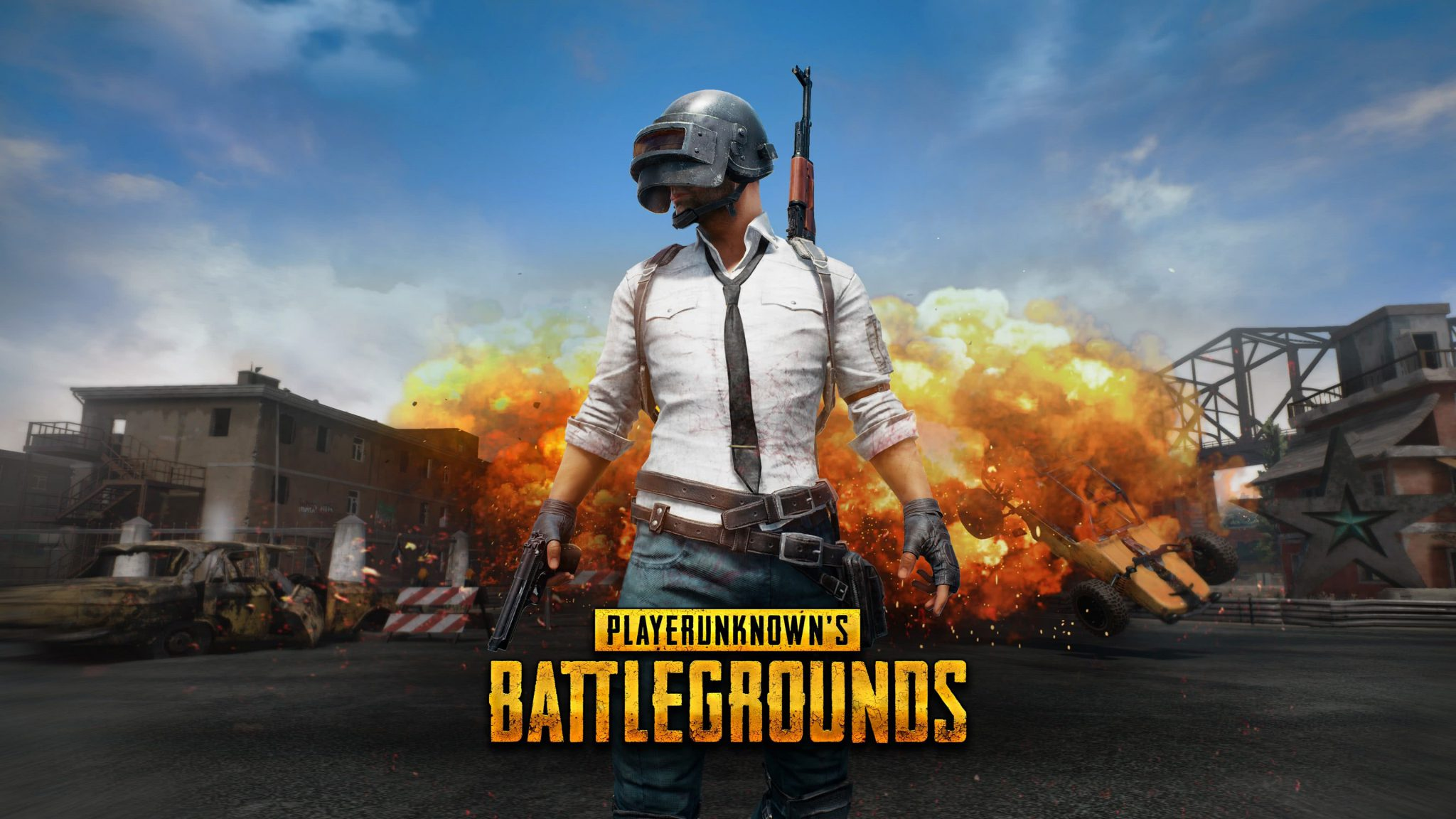 Những game bắn súng PC hay nhất mà bạn không nên bỏ qua - PUBG