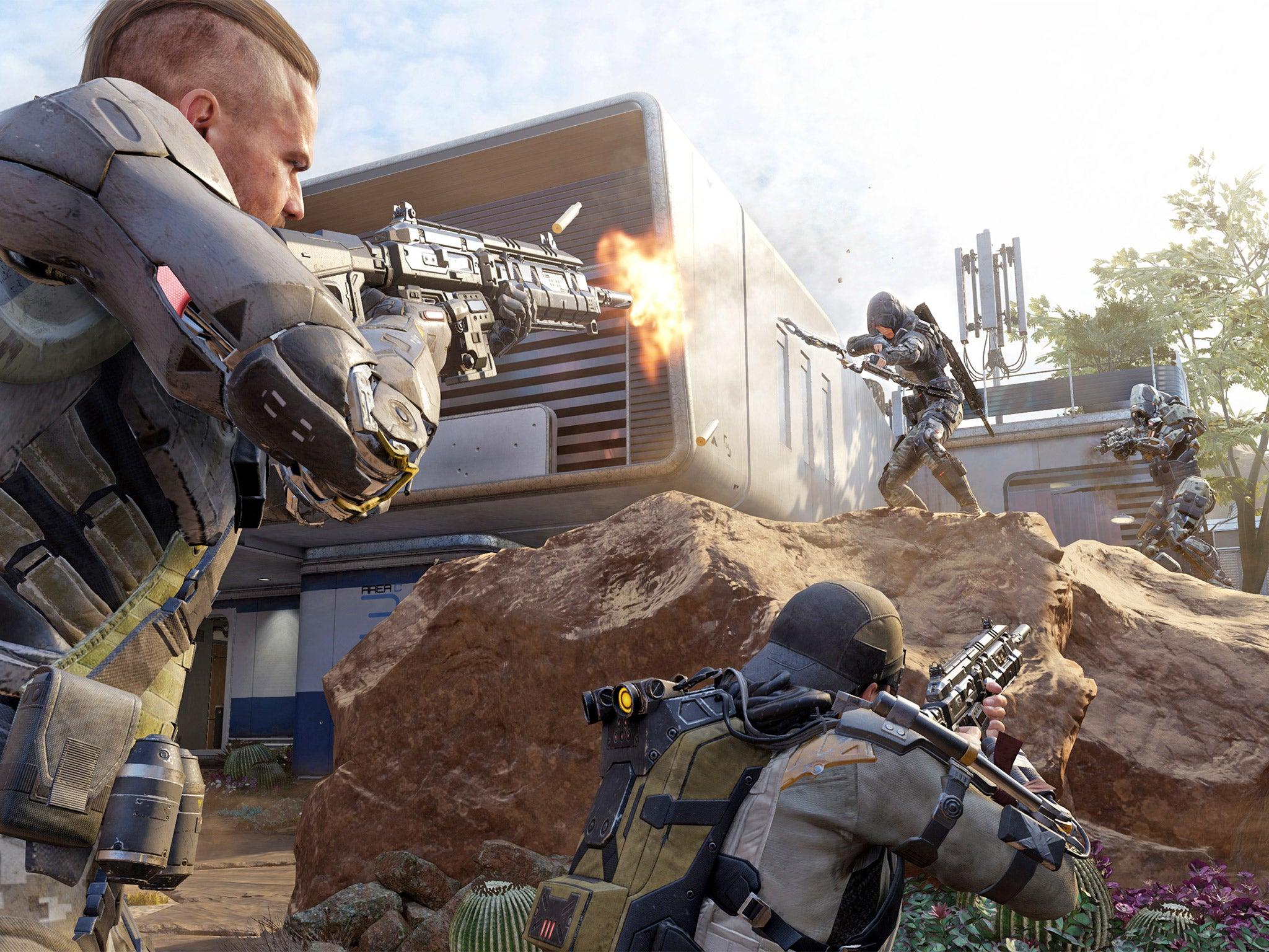 Những game bắn súng PC hay nhất mà bạn không nên bỏ qua - Call of Duty