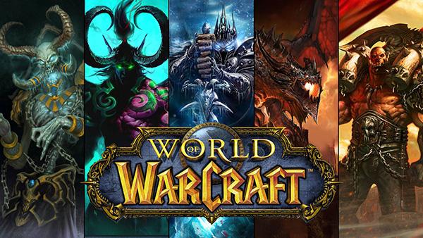 Những tựa game có đồ họa tuyệt đỉnh mà bạn không nên bỏ qua World of Warcraft