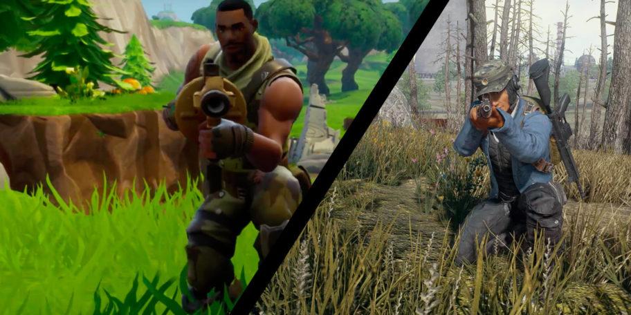 So sánh giữa PUBG và Fortnite, đâu mới là tựa game đáng chơi nhất?