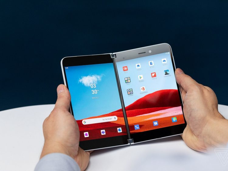 Microsoft bắt đầu gia nhập vào hệ sinh thái Android.